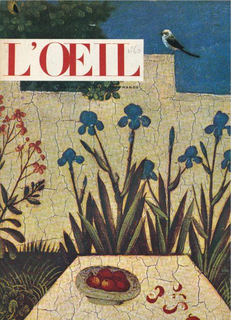 L'oeil – Revue d'Art n° 60 décembre 1959
