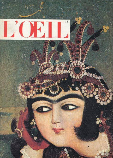 L'oeil – Revue d'Art n° 83 novembre 1961 Eero Saarinen