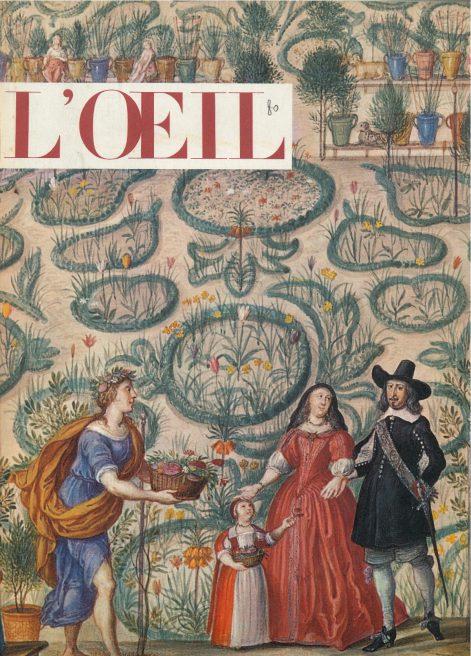 L'oeil – Revue d'Art n° 84 décembre 1961 Max Ernst J. Doucet