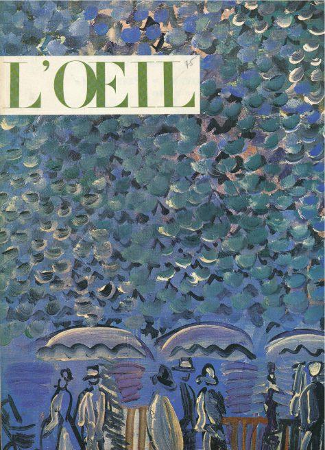 L'oeil – Revue d'Art n° 91/92 juillet-août 1962