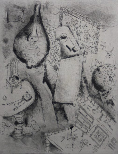 Marc Chagall, Pljoesjkins kamer