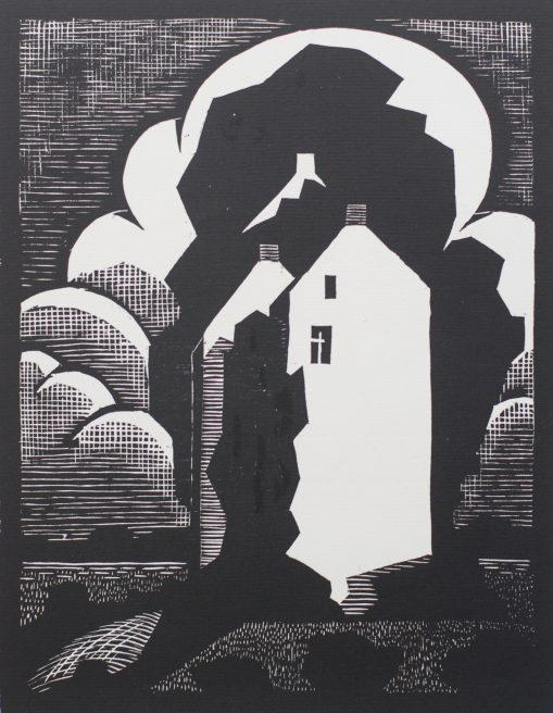 Victor Delhez, Het huis