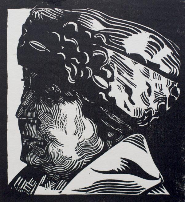 Victor Delhez, Portret Mme Delhez