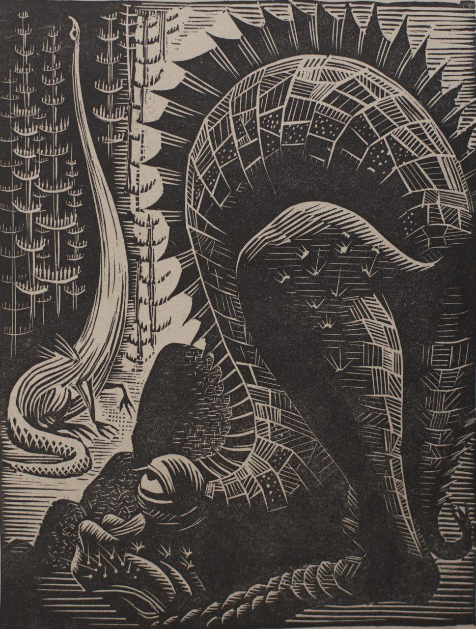 Victor Delhez Abstractoceramabile en representodonte