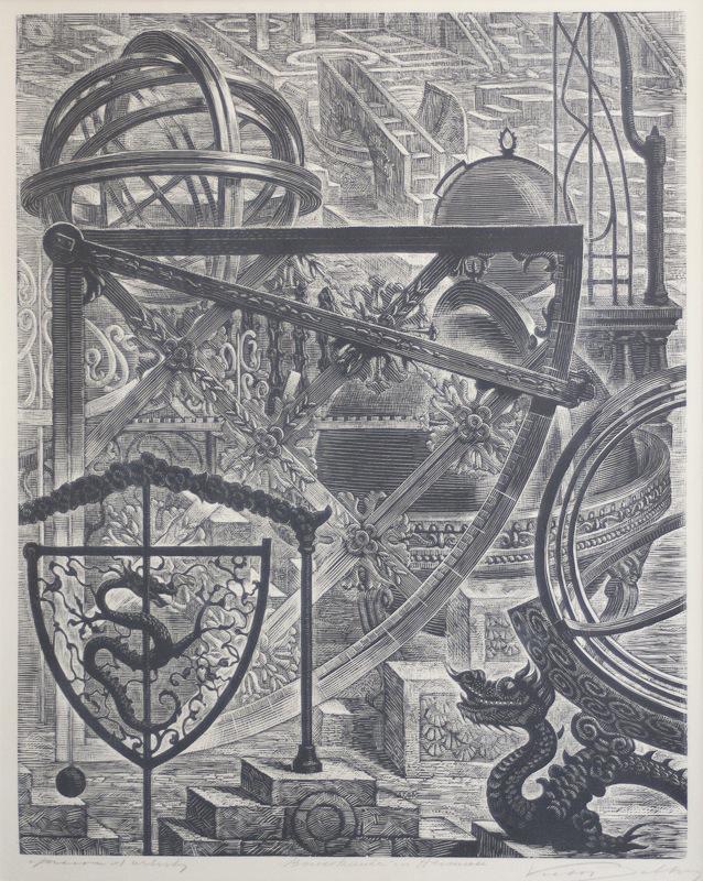 Victor Delhez Bouwkunde en Heimwee VIII 02