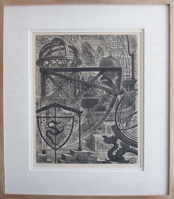 Victor Delhez Bouwkunde en Heimwee VIII 14