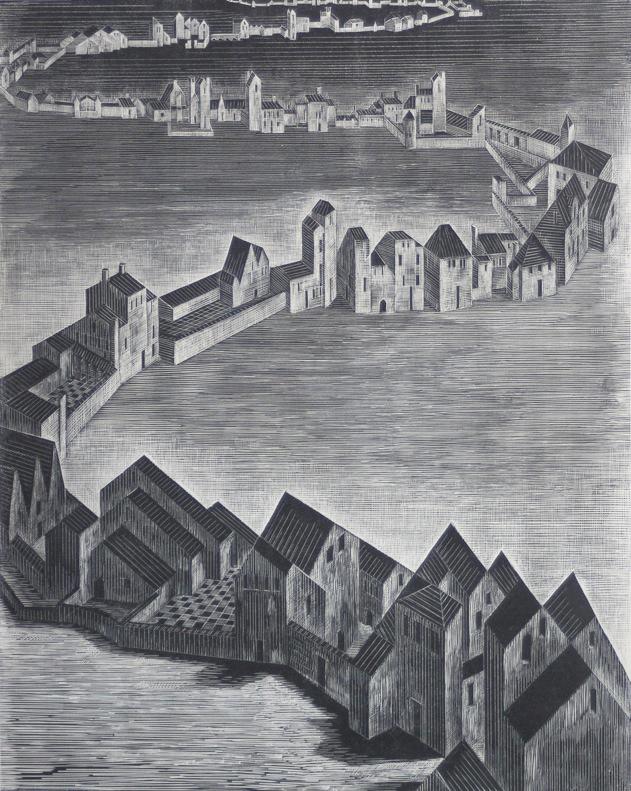 Victor Delhez Bouwkunst en Nostalgie VII