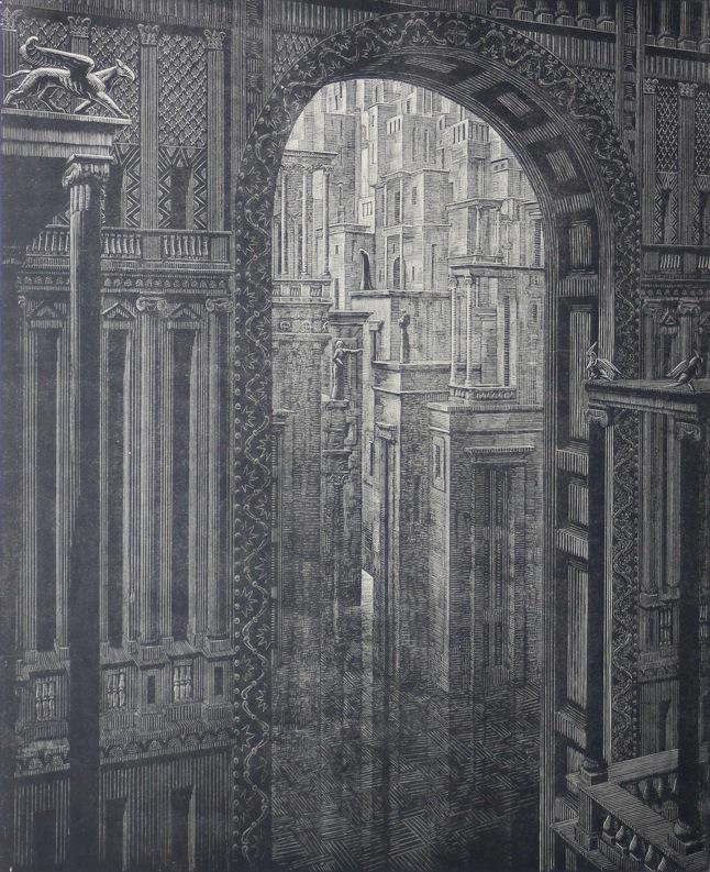 Victor Delhez Bouwkunst en Weemoed 08