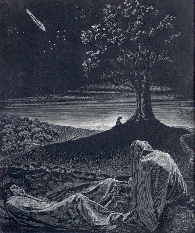 Victor Delhez Getsemane Los Cuatro Evangelios