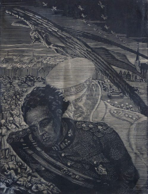 Victor Delhez, Le Roi