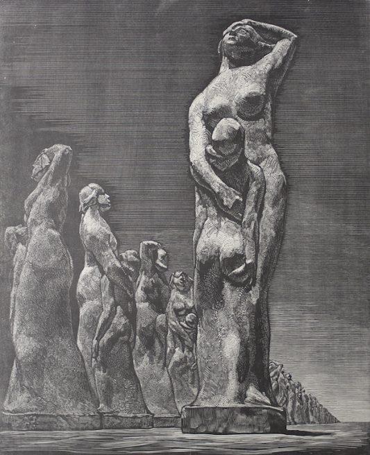 Victor Delhez, Steen II