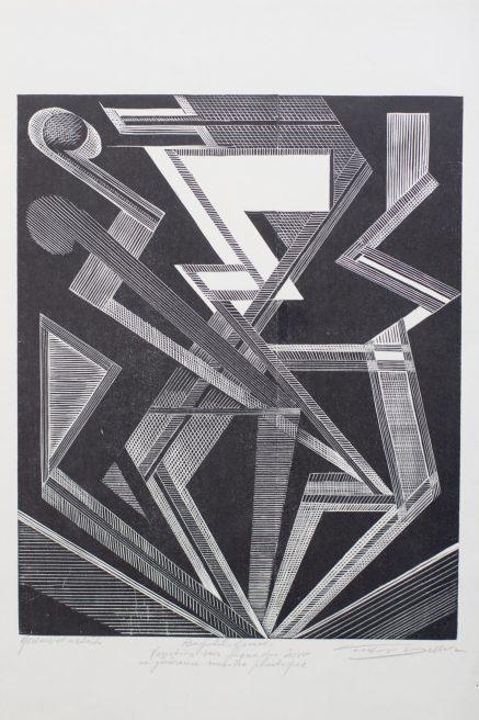 Victor Delhez, Variante op het teken van de analfabeet Zorro in edelmoedige plastische stof