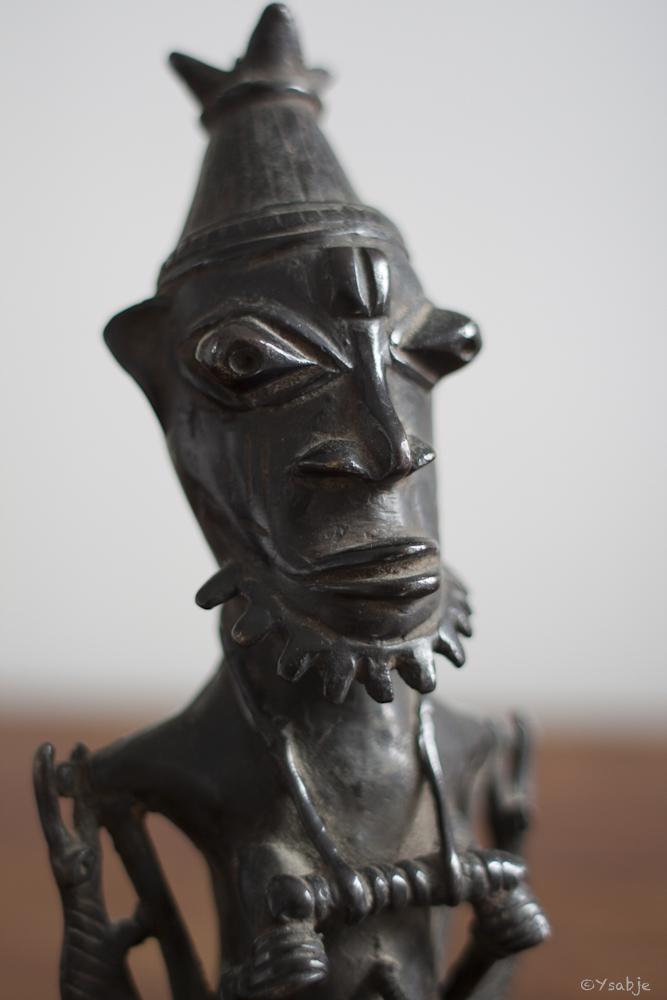 bronze Ogboni-genootschap Yoruba 05