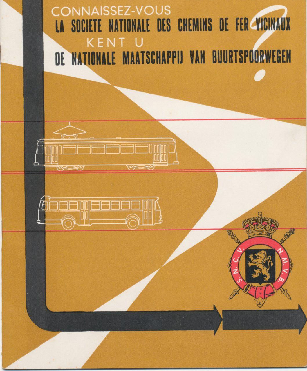 nationale maatschppij van buurtspoorwegen