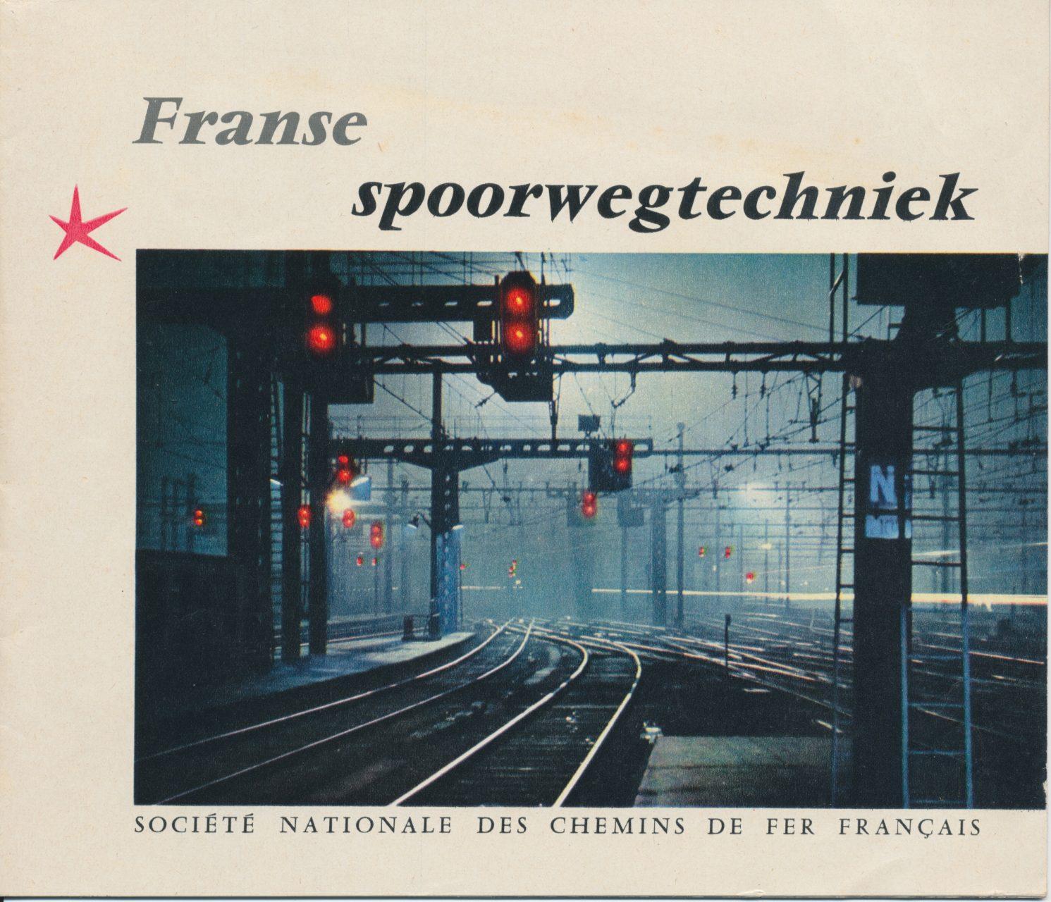 Franse Spoorwegtechniek