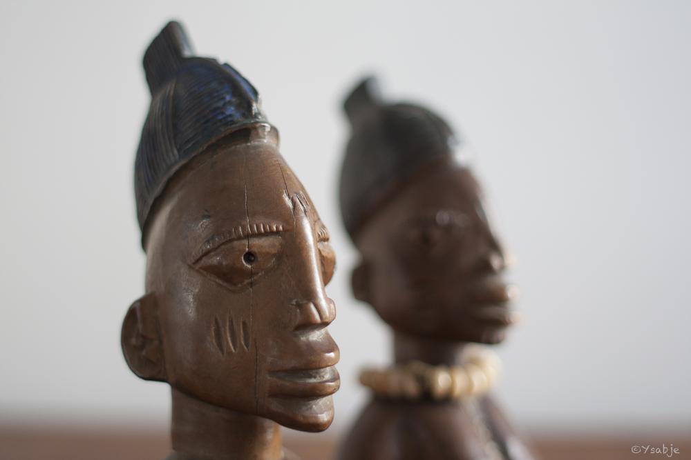 female Ibeji's Yoruba 03
