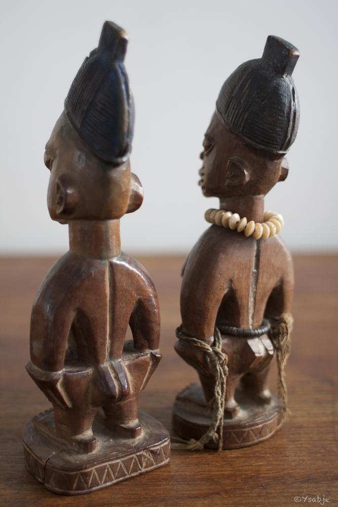 female Ibeji's Yoruba 05