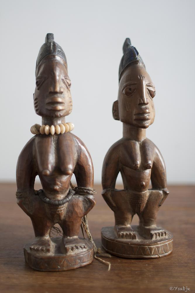 female Ibeji's Yoruba 06