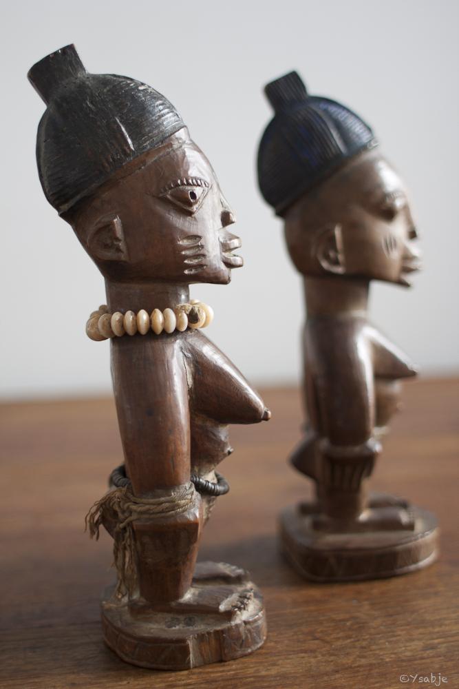 female Ibeji's Yoruba 08