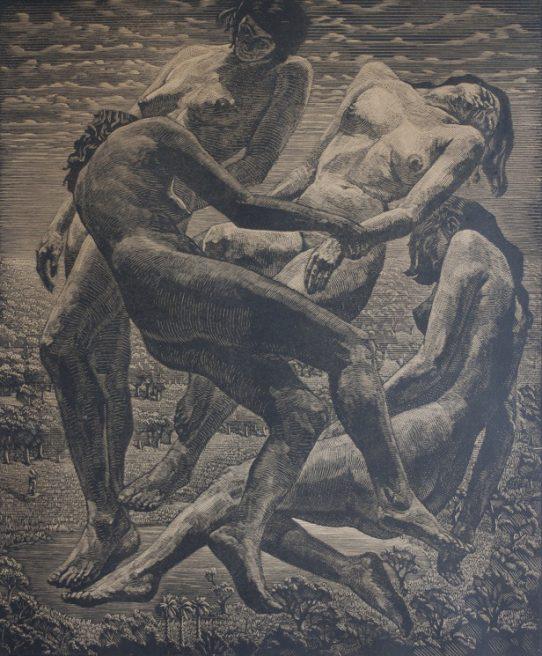 Victor Delhez, De kring