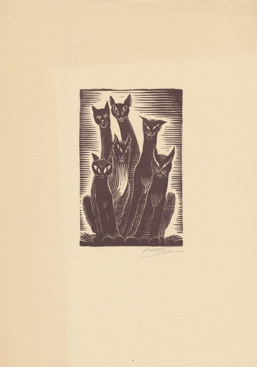 Victor Delhez Katten 01