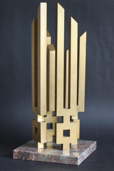 'Contrapunctus' / 'Der Kontrapunkt' – François Imre Kovács (1915-2005)