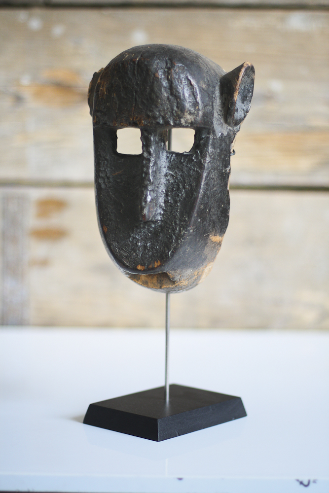 Hyena-mask Bambara Mali 08