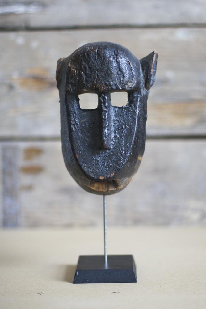 Hyena-mask Bambara Mali 14