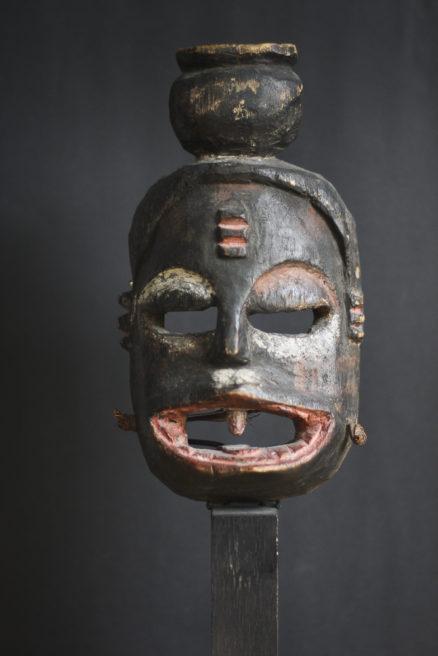Masker – Ibibio volk, Nigeria