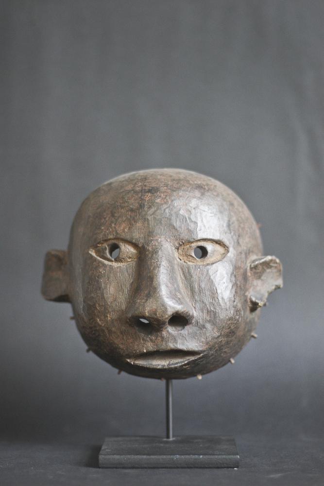 Mask Makonde Tanzania 03