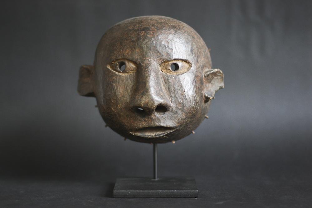 Mask Makonde Tanzania 05