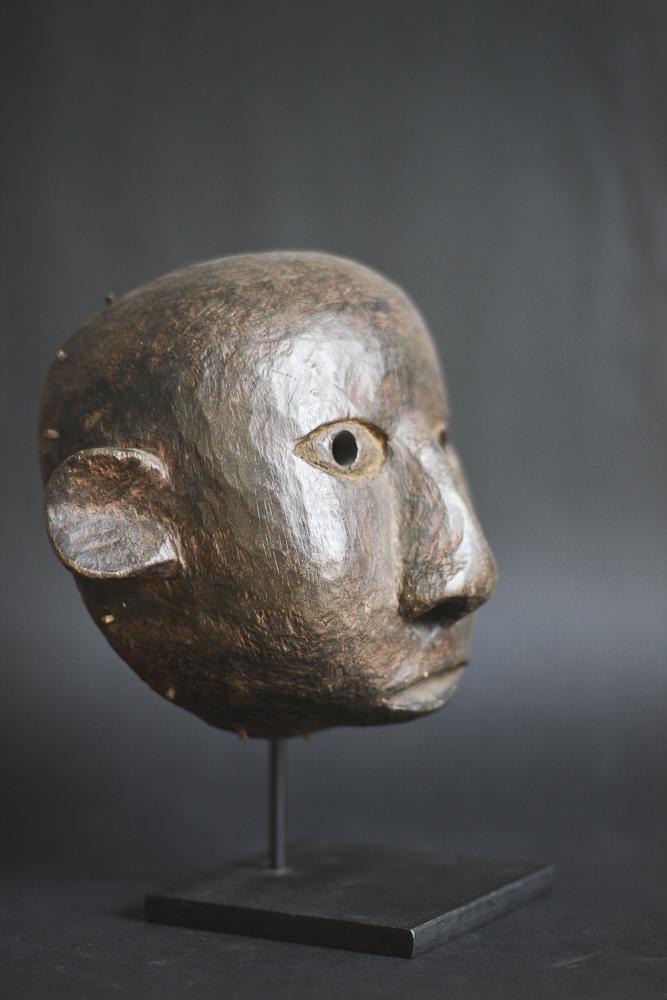 Mask Makonde Tanzania 09