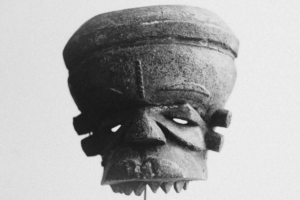 Ibibio masker