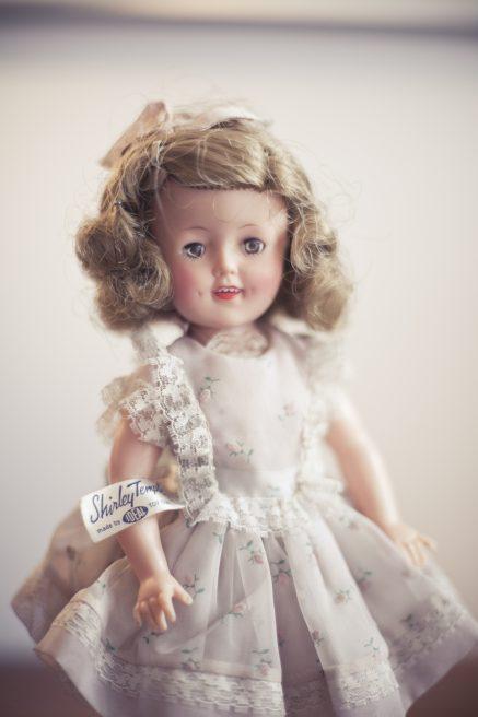 Shirley Temple Doll van Ideal 1958