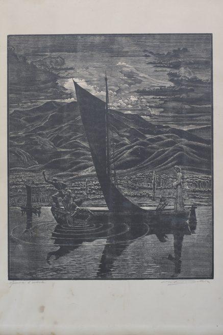 Victor Delhez, La Pesca Milagrosa
