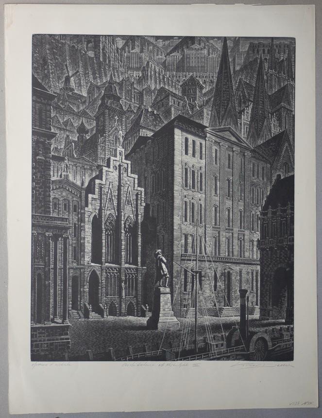 Victor Delhez Architecture et Nostalgie III 08