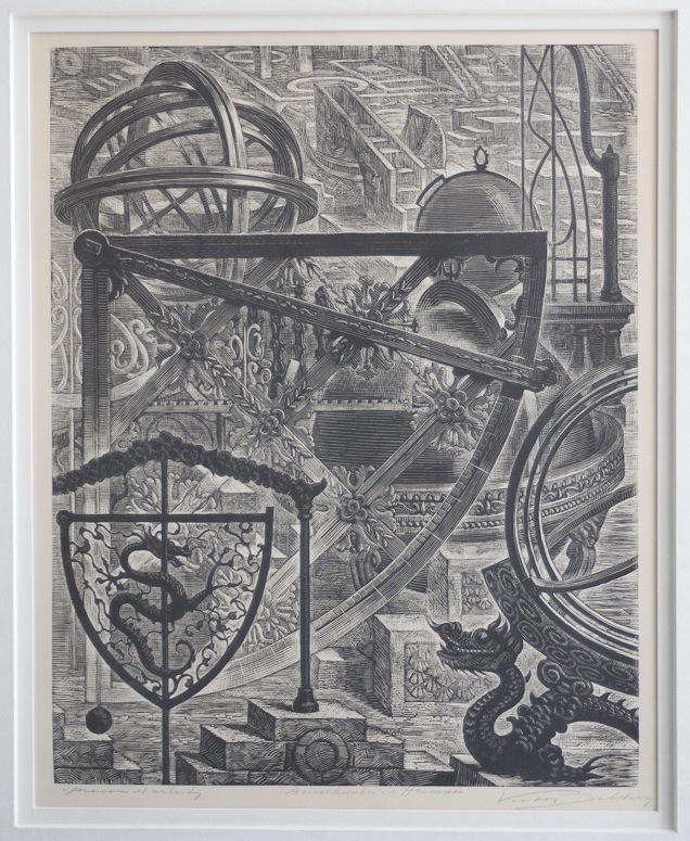 Victor Delhez Bouwkunde en Heimwee VIII 06