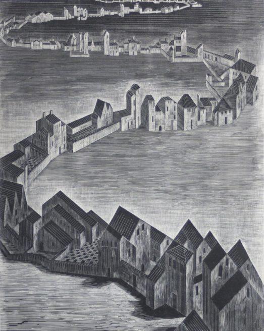 Victor Delhez, Bouwkunst en Nostalgie VII