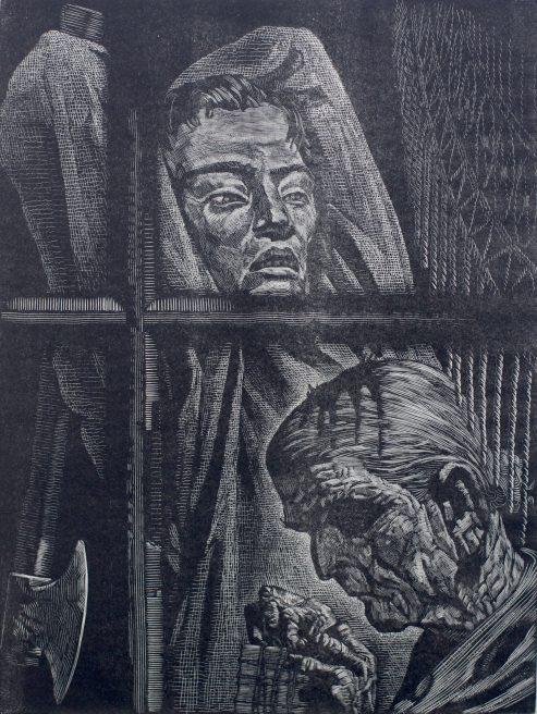 Victor Delhez, De Moord