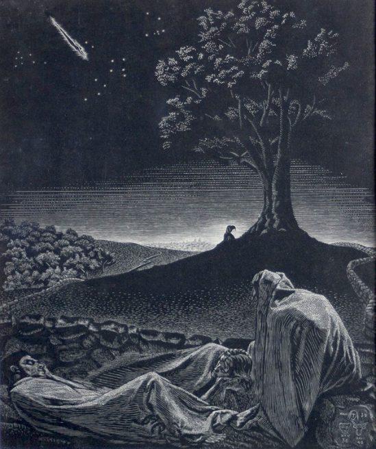 Victor Delhez, Getsemane