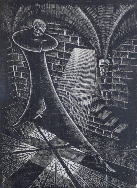 Victor Delhez, Le mauvais moine