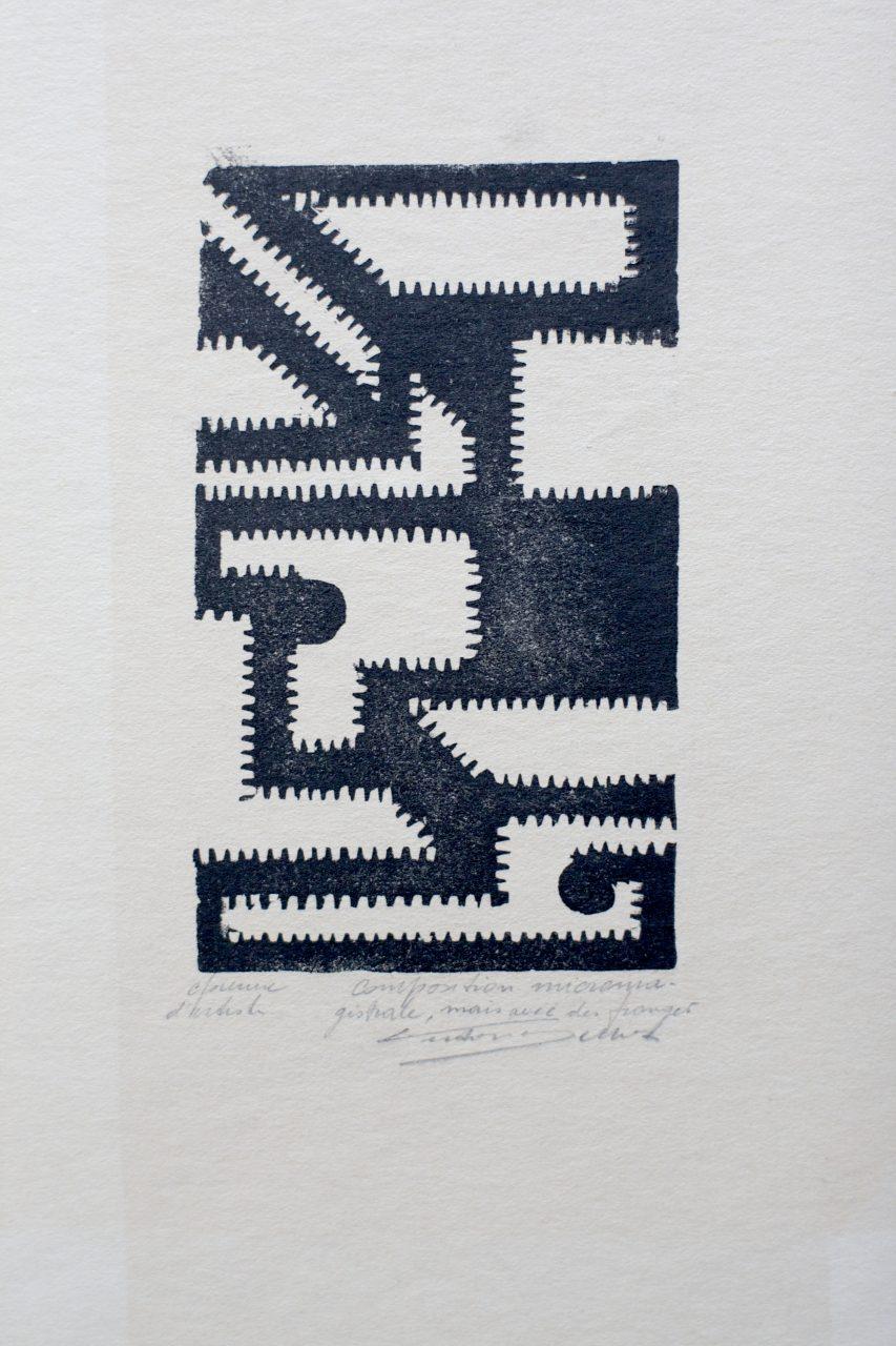 Victor Delhez Nog een micromagistrale compositie maar met franje 2