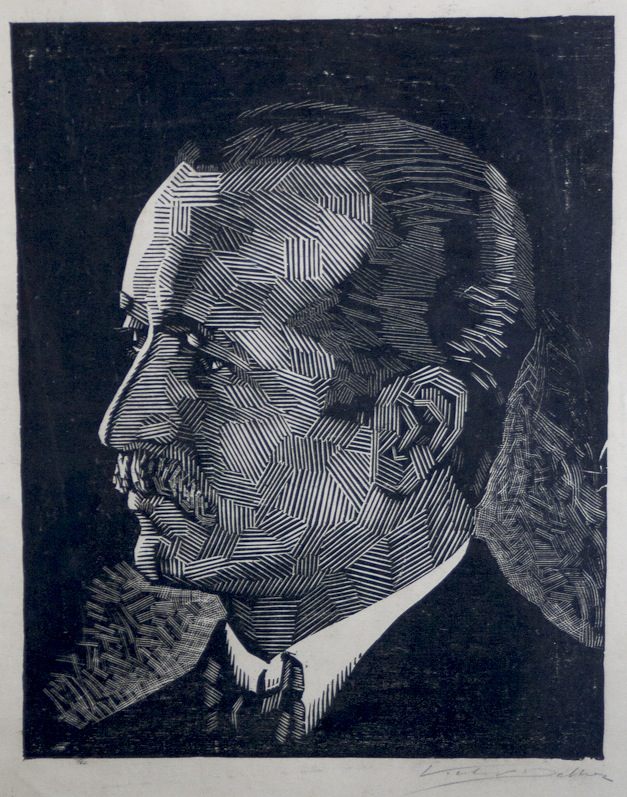 Victor Delhez Portret 06