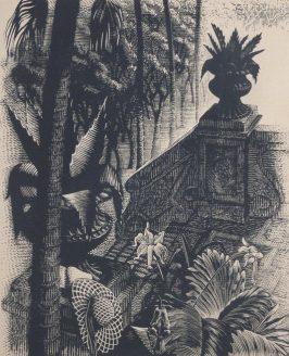 Victor Delhez, Tuingezicht