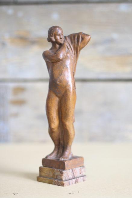 Baadster – Terracotta (5/X, 1929) – Antoine Vriens (1902-1987)
