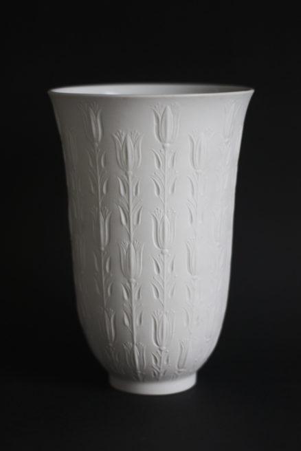 Porseleinen vaas – Bjørn Wiinblad for Rosenthal Studio Line