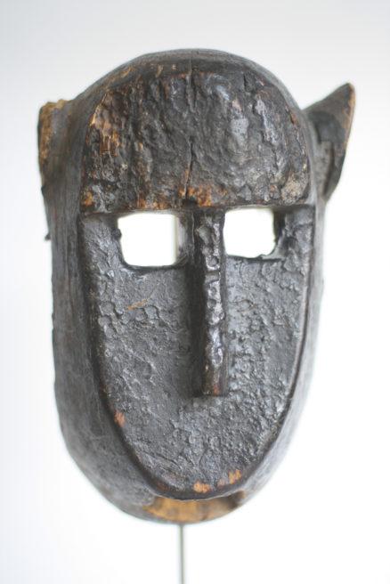 Hyena masker / Suruku masker, 19de eeuw – Bambara, Mali