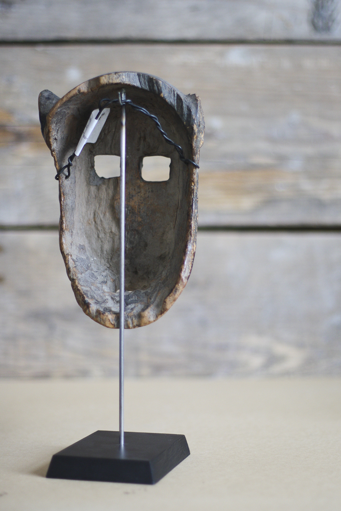 Hyena-mask Bambara Mali 17