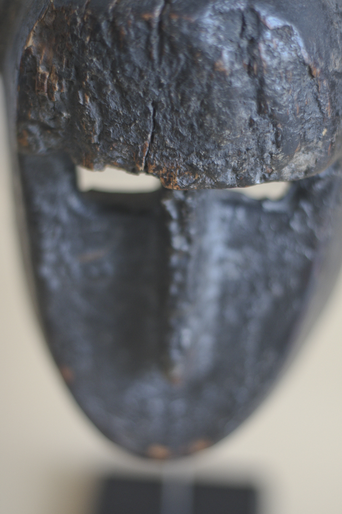 Hyena-mask Bambara Mali 23