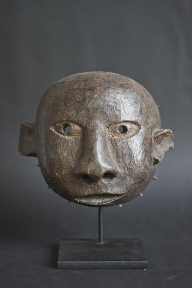 Mask Makonde Tanzania 01